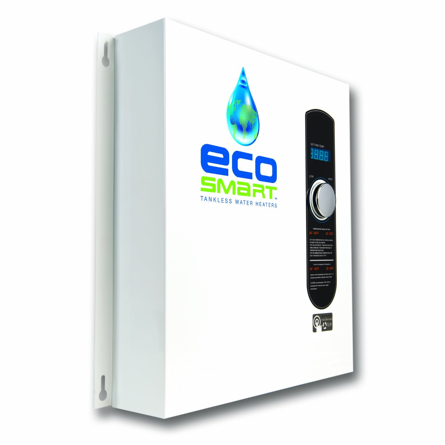 Ecosmart ECO 27 Electric Tankless Water Heater 3