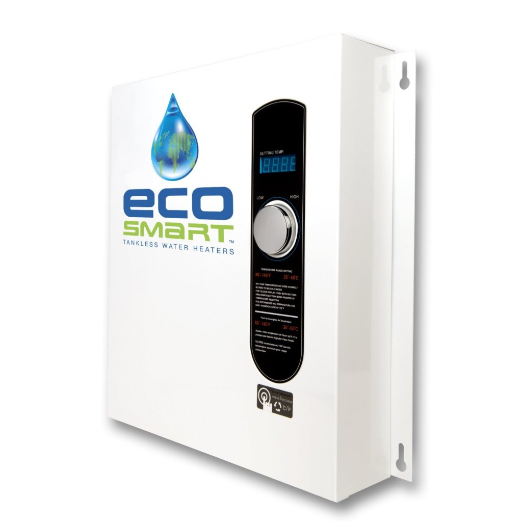 Ecosmart ECO 27 Electric Tankless Water Heater 4