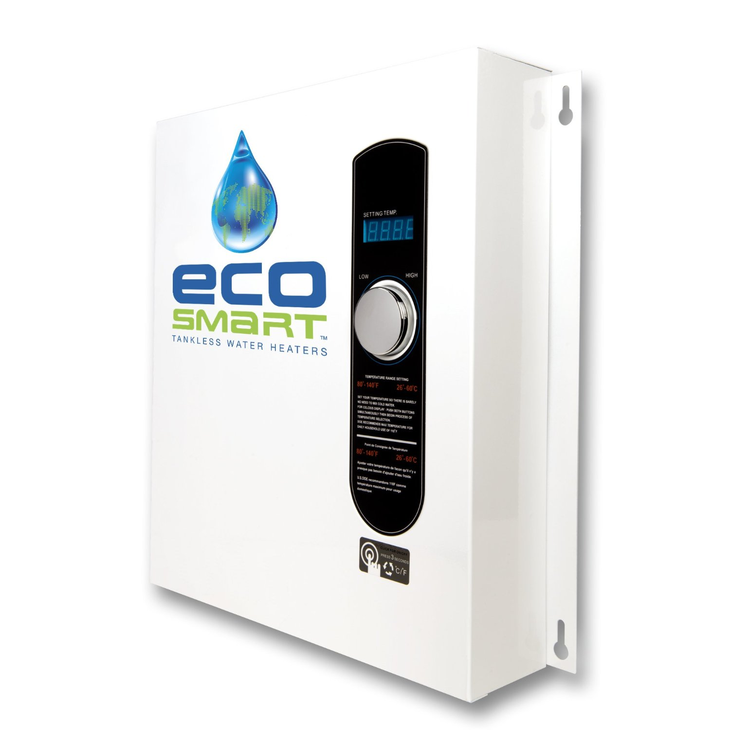 Ecosmart ECO 27 Electric Tankless Water Heater Reviews