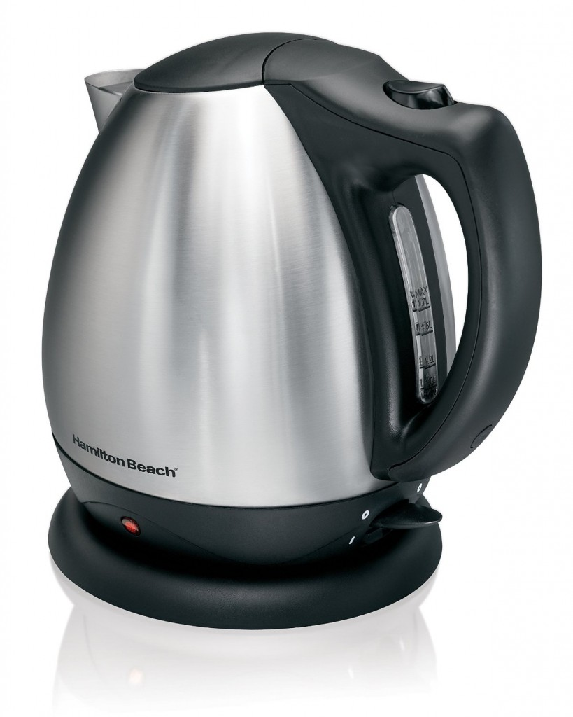 Hamilton Beach 40870 Stainless Steel Electric Kettle