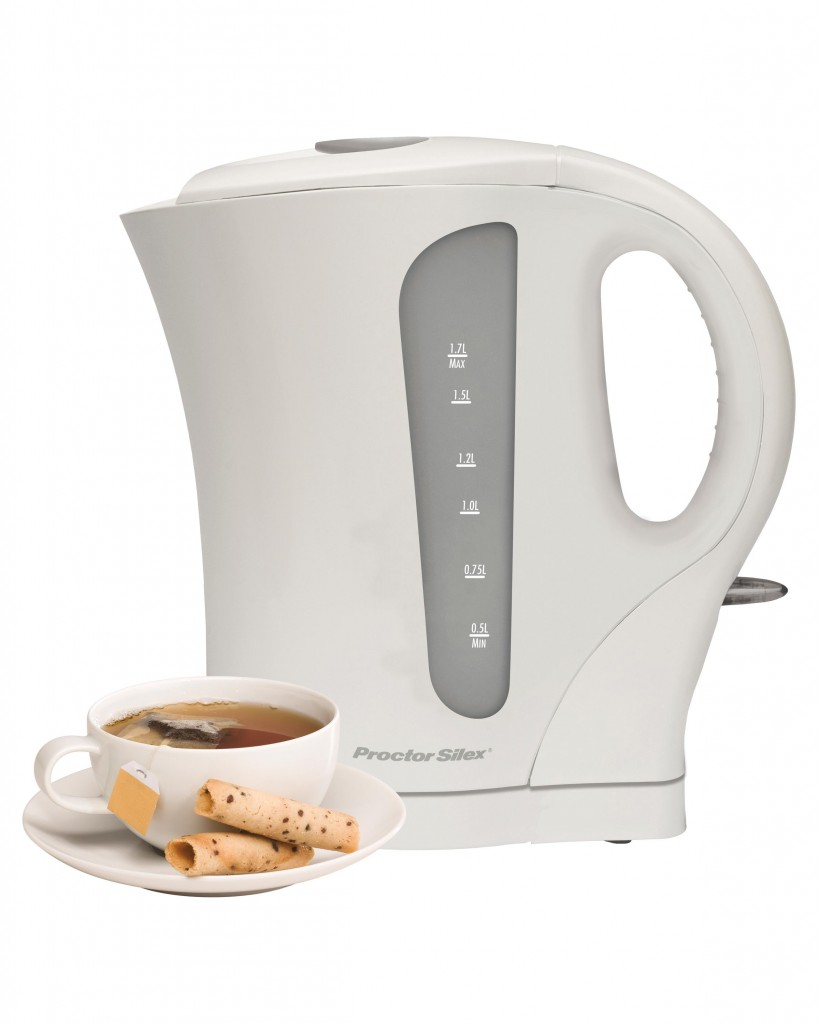 Proctor Silex 1 Liter Electric Kettle