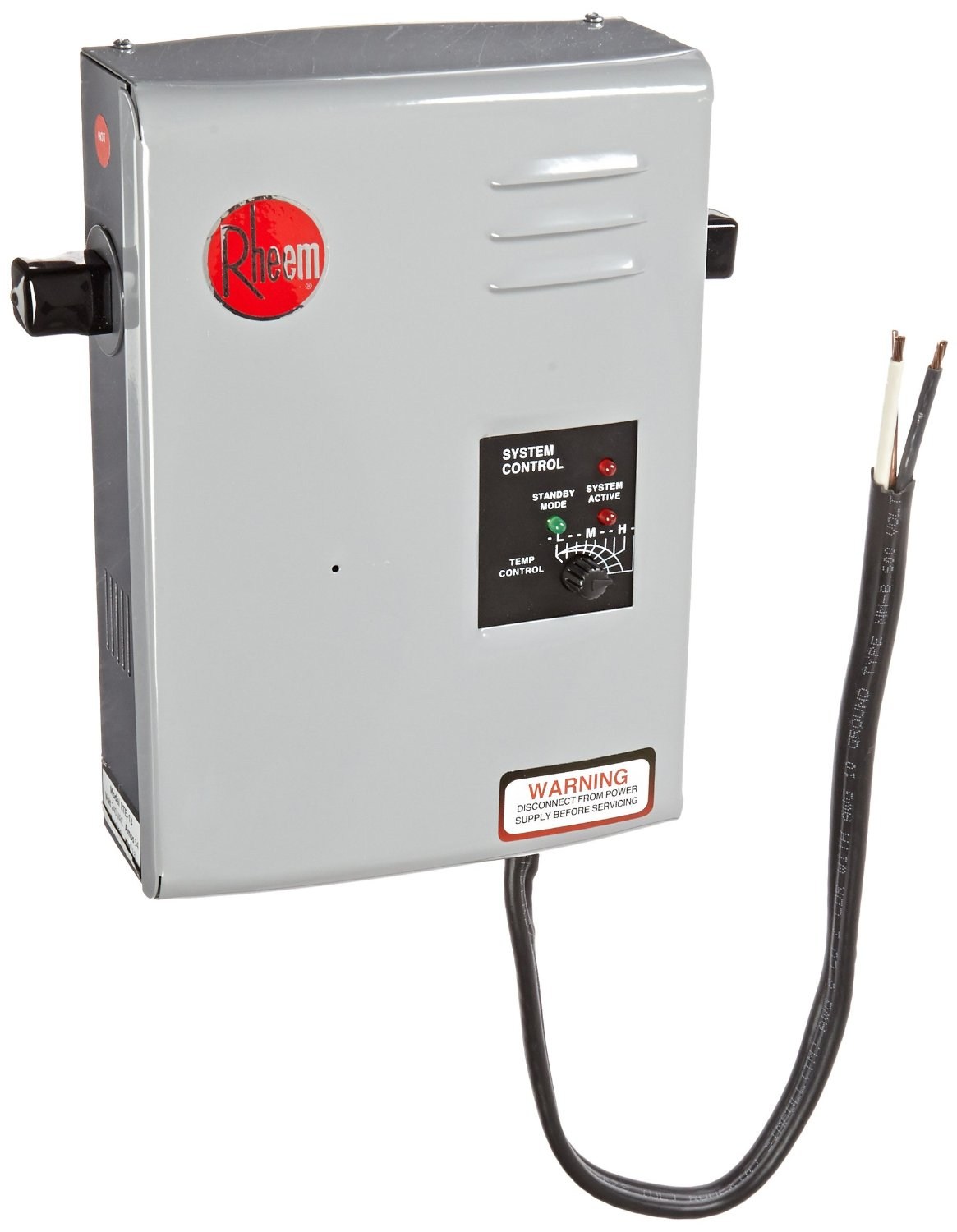 Rheem RTE 13 Electric Tankless Water Heater rheem rte 13 electric tankless water heater reviews rheem rte 9 wiring diagram at bakdesigns.co