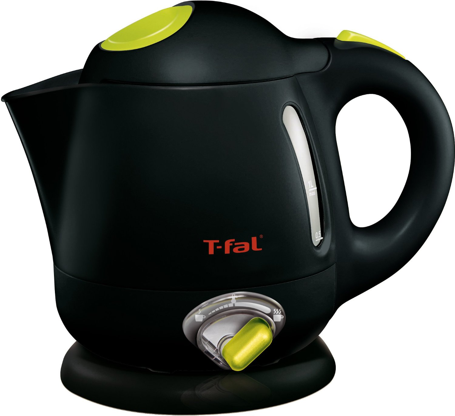 T-fal BF6138 Electric Kettle 1 Liter, Black