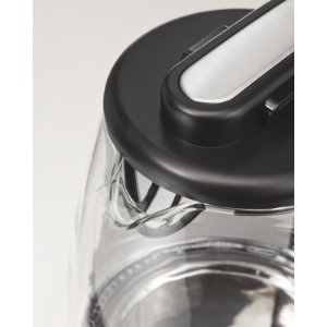Hamilton Beach 40865 Glass Electric Kettle 1.7-Liter