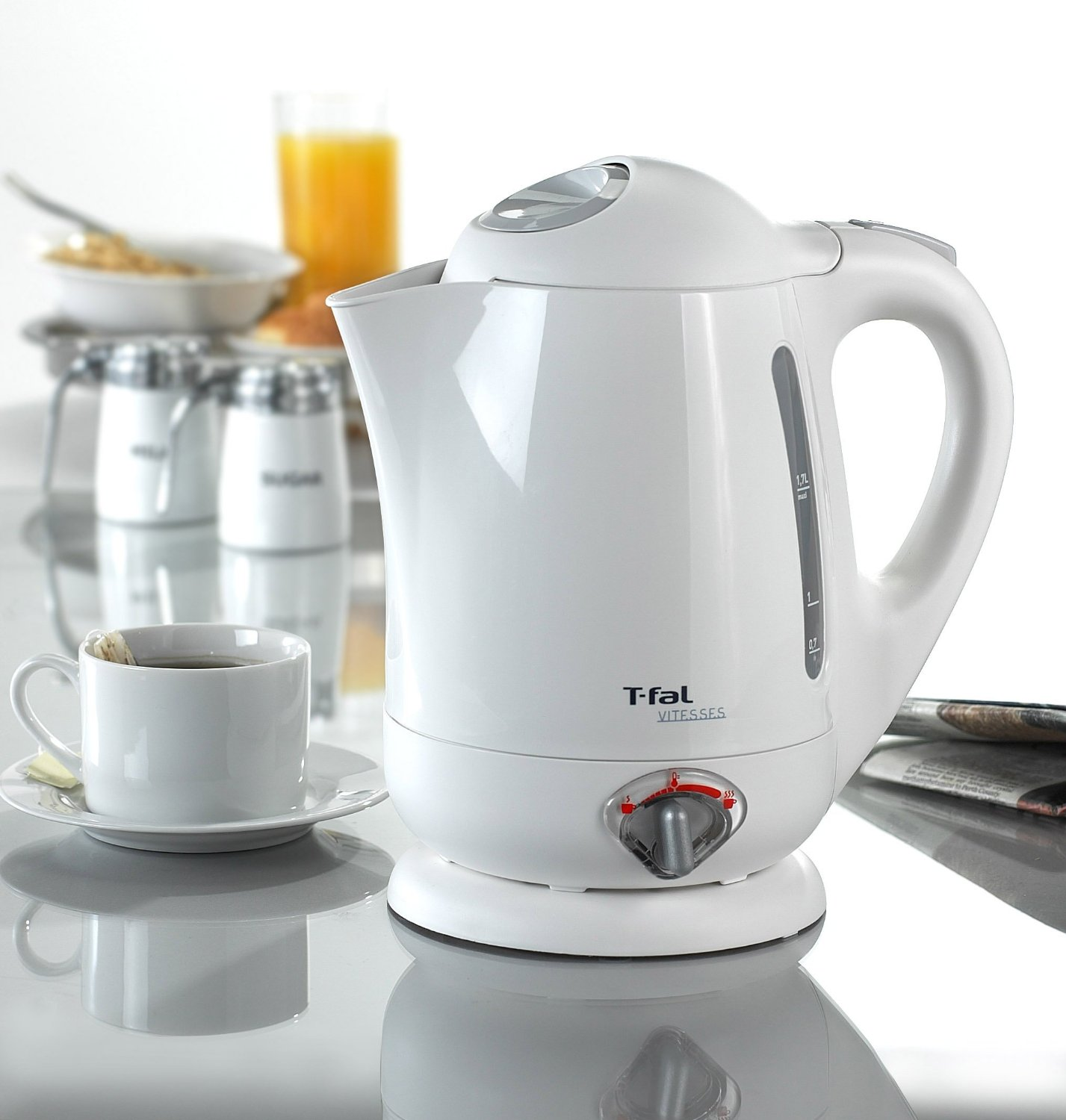 T-fal BF6520 Vitesses 1.7-Liter Electric Kettle Review