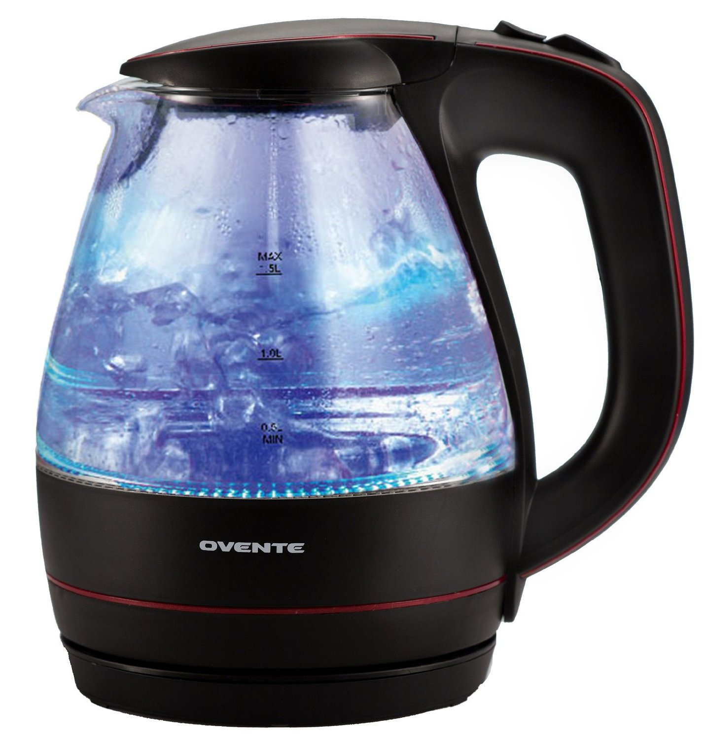 Ovente Kg83b Glass Electric Kettle Reviews And Price